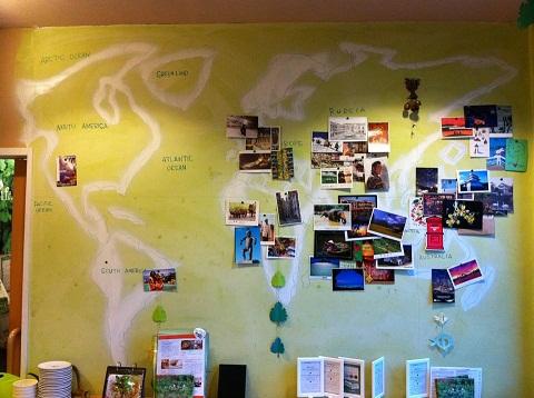 みんなでつくる世界地図