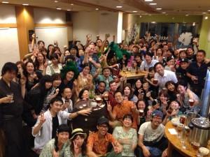 パクチーハウス東京 7周年パーティにぜひお越し下さい!