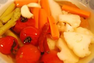 香菜香ピクルス