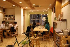 ある日のパクチーハウス東京